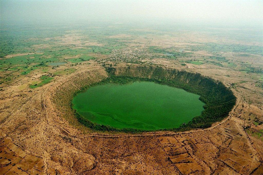 Lonar Lake: Mysterylake of Maharashtra