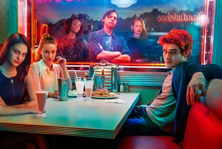 Image result for riverdale season 3 the cw