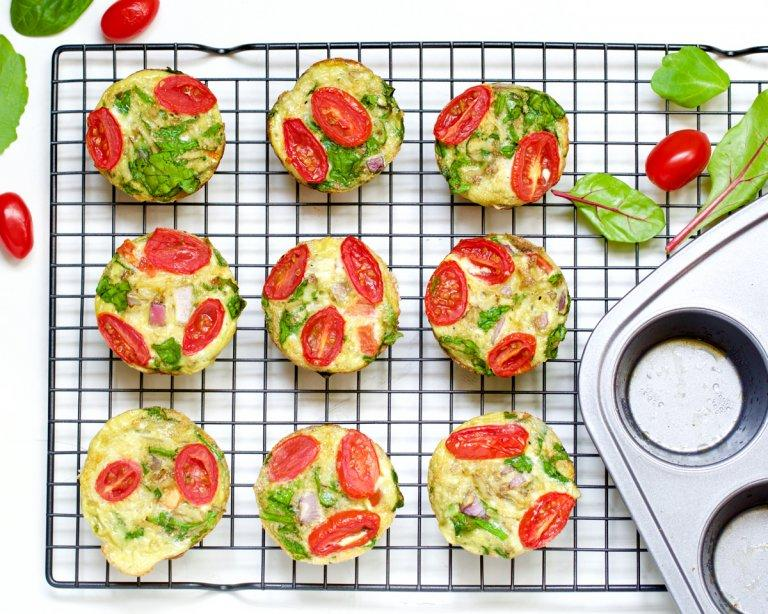 Savory Egg Muffins