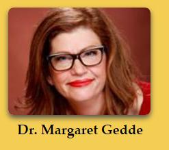 Dr. Margaret Gedde