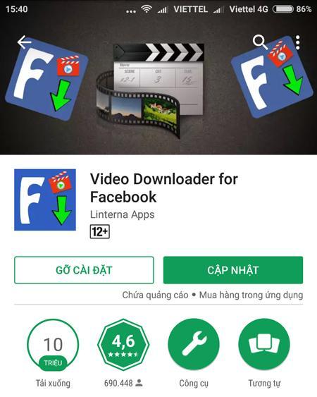 Cách tải video qua phần mềm