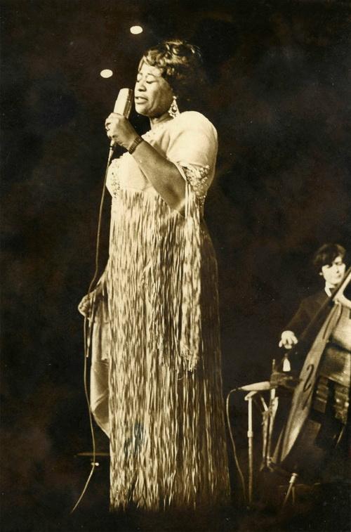 Ella Fitzgerald 100 years