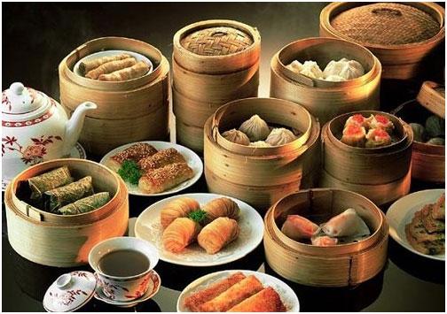 Các món ăn của Trung Quốc vô cùng đa dạng