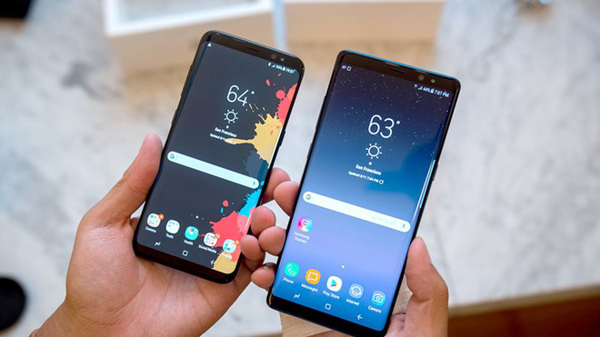 Từng là flagship một thời, vì sao Galaxy S8 và Galaxy Note 8 không được Samsung cập nhật lên Android 10? - Ảnh 1.
