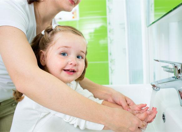 Image result for غسل اليدين والنظافة الشخصية
