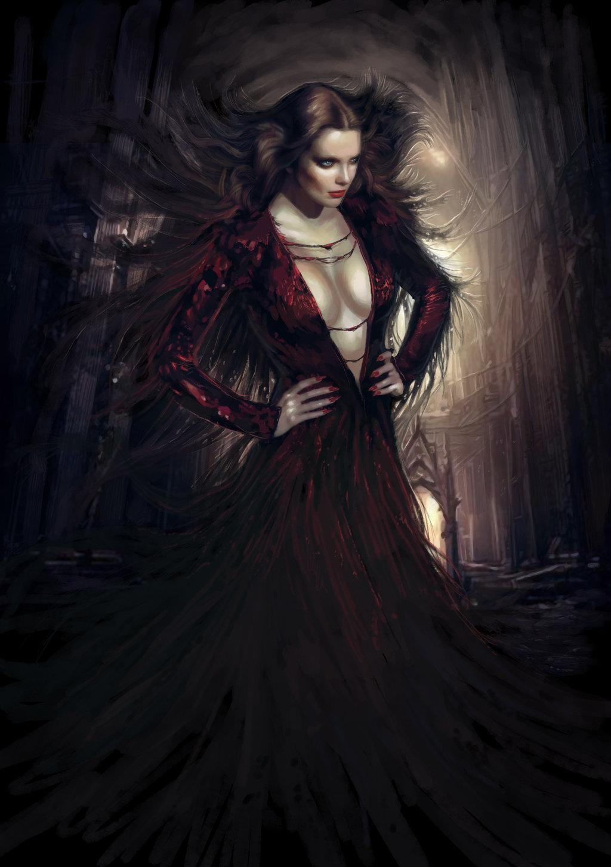 Skyrim builds daedric seducer the succubus of elder