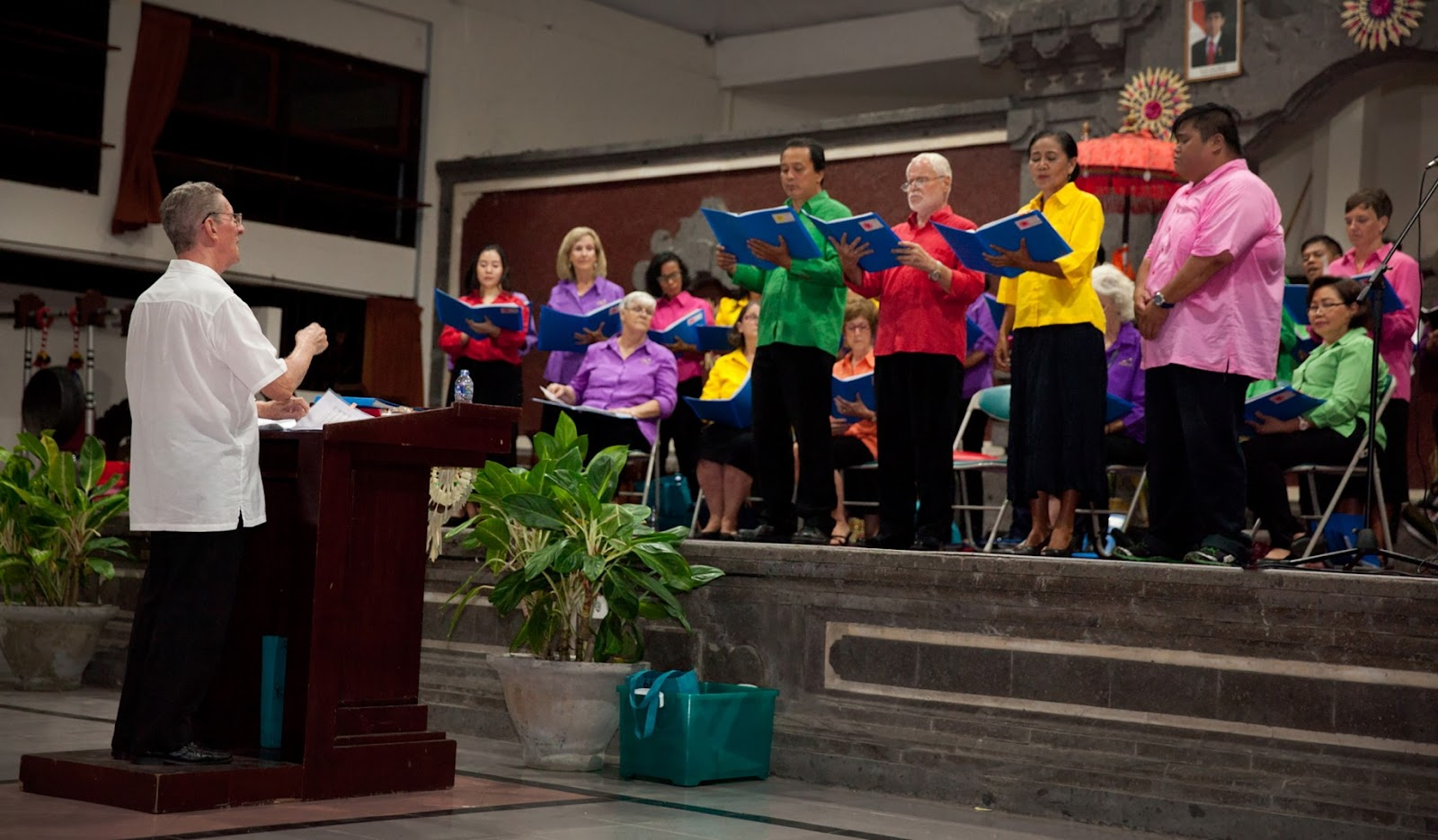 Bali Community Choir - expat community bali