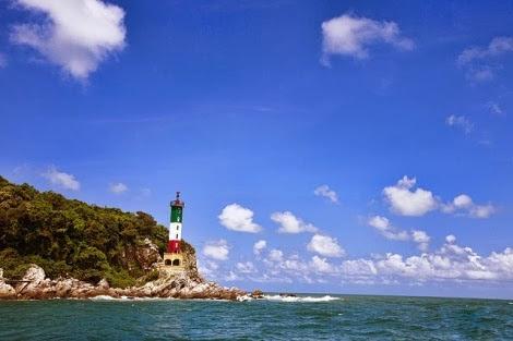 Du lịch coto nhất định phải đến ngọn hải đăng Cô Tô một lần