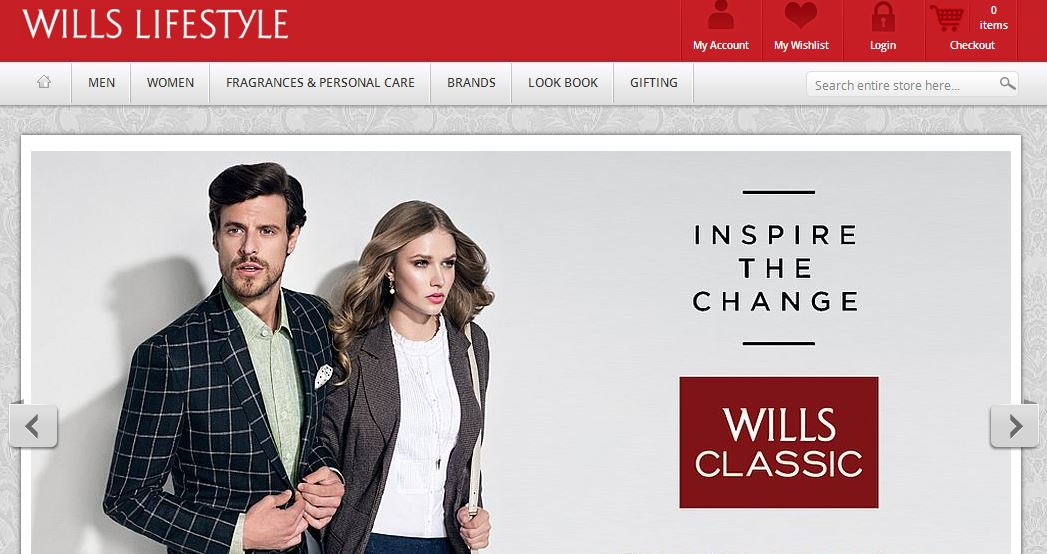 project on wills lifestyle store Explore wills lifestyle stores or outlets near your locality and shop for the latest premium fashion collection for men and women  wills lifestyle store, g-29 .