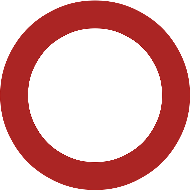 Red, Circle - Free vector graphics on Pixabay