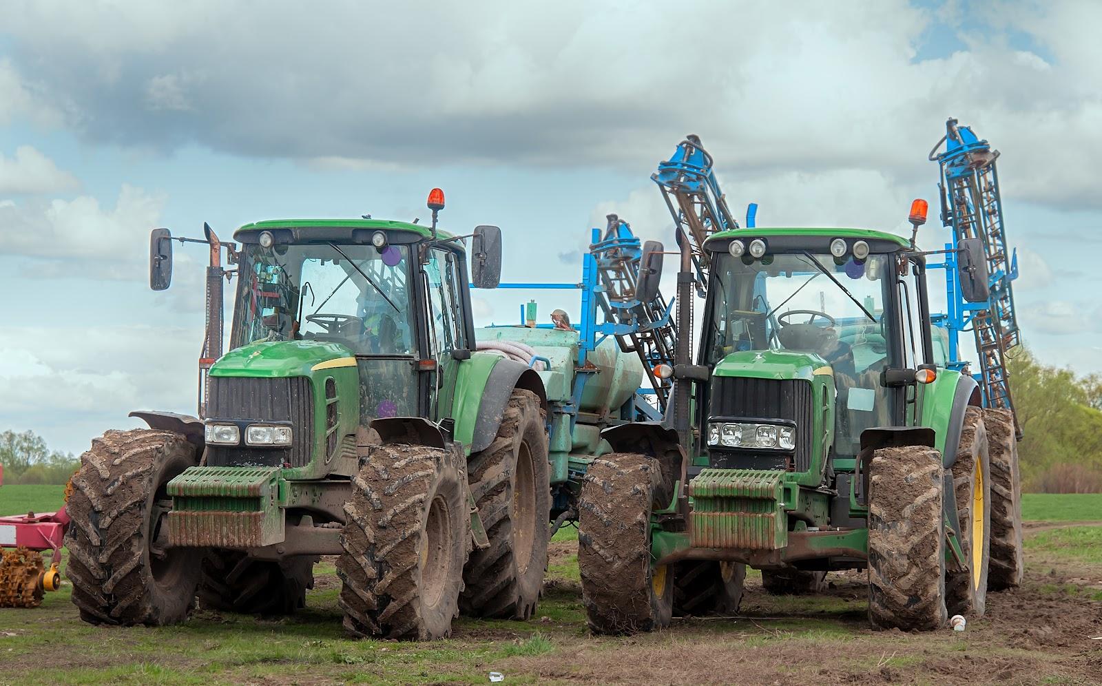 ulje za traktor