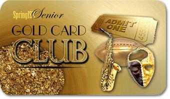 Spring ISD Senior Gold Card Club