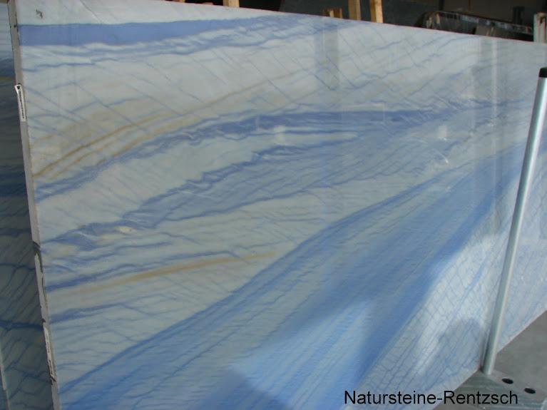 Arbeitsplatte blauer granit quarzit gletscherblau - Arbeitsplatte blau ...