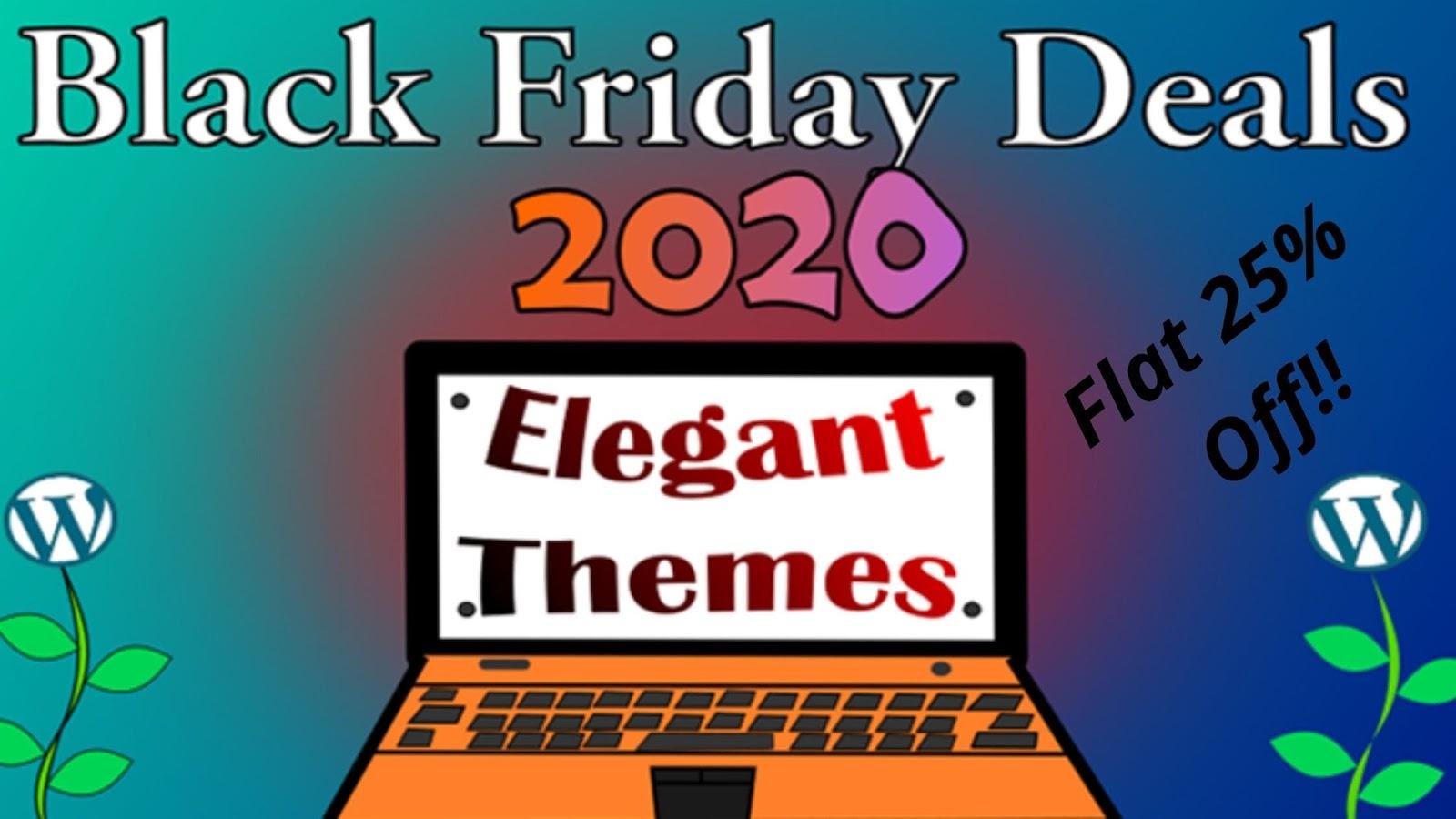 Elegant Themes: 25% Off