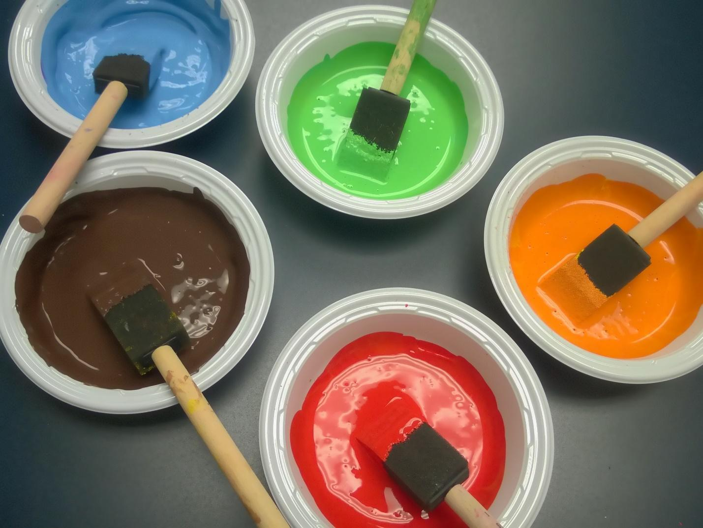 Things to Do with Leftover Paint Projects 1