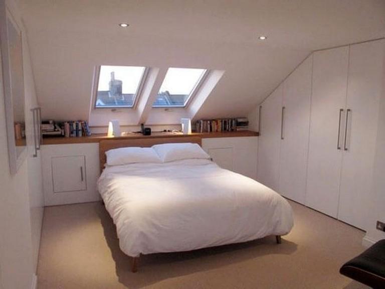 Rustic Attic Bedroom Ideas
