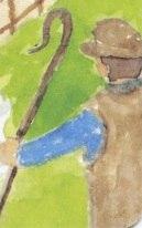 Пастух на карте