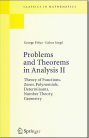 Problems and Theorem in Analysis II