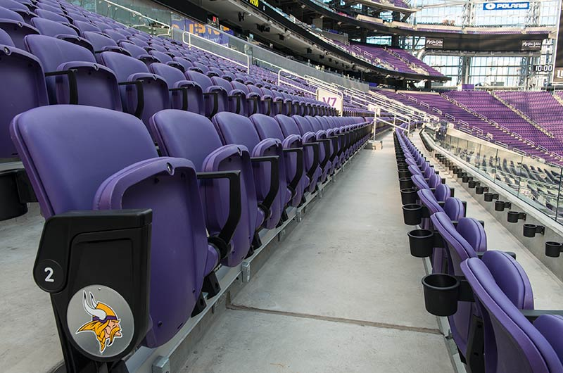 us bank stadium minnesota vikings