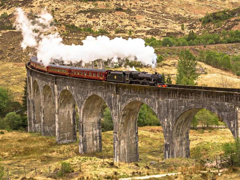 Excursão de 3 dias à Ilha de Skye e Terras Altas da Escócia saindo de Edimburgo, incluindo