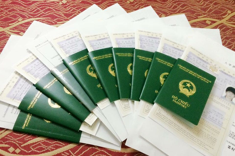 Thu tuc Visa du hoc Nhat Ban