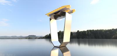 Rendu 3D du Pogonotome™