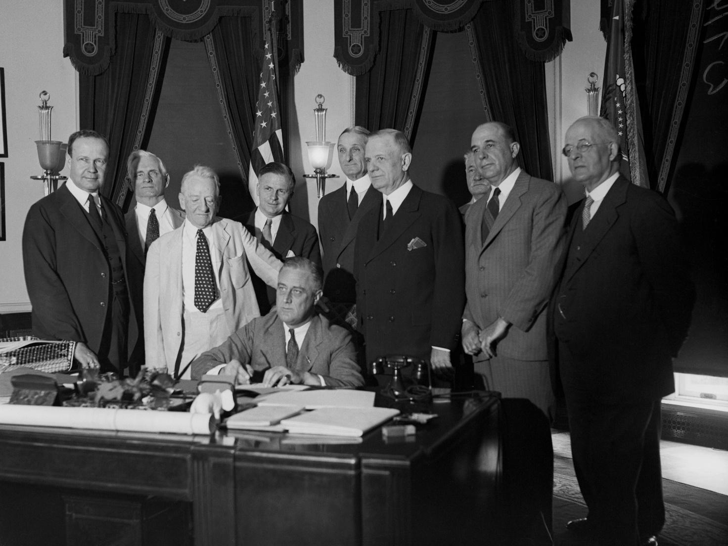Glass Steagall Act: Definition, Purpose, Repeal