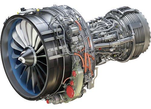 Части реактивного двигателя GE Прыжок являются 3D напечатанные на Avio Aero аддитивный завод (изображение: GE)
