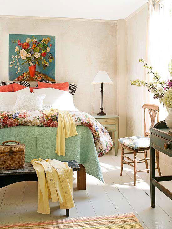 Colorful Farmhouse Style