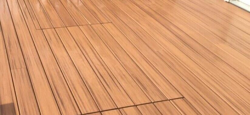 remove and replace deck boards