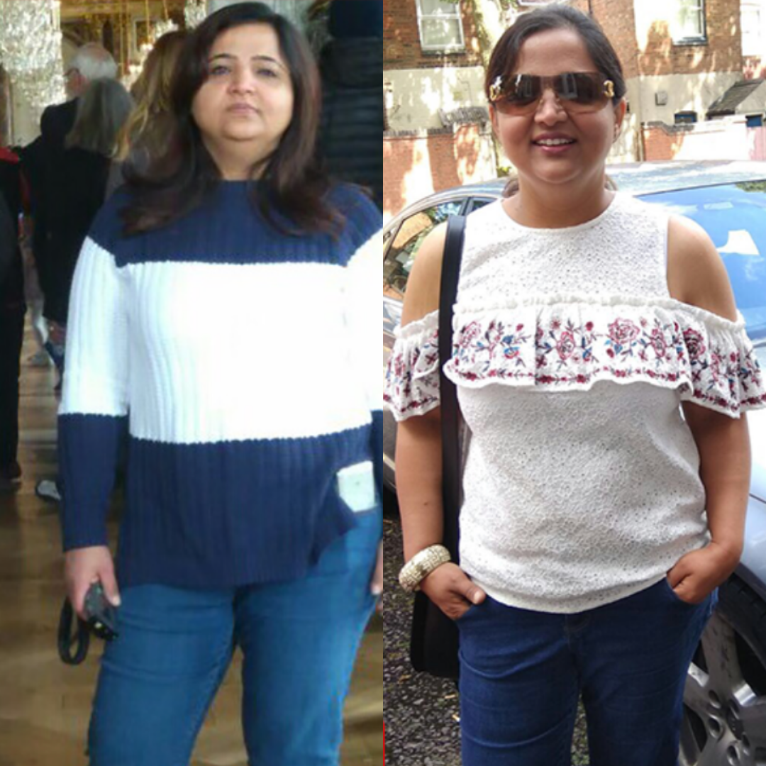 Shilpi weight loss story