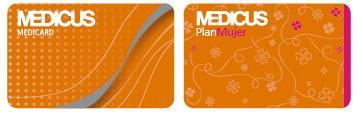 credencial naranja Plan Integra 2
