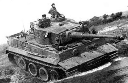 "Немецкий танк ""Тигр"""