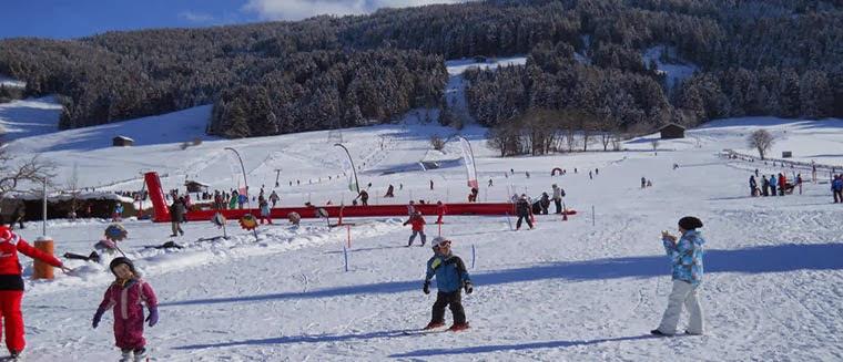 Skikurs in Tirol