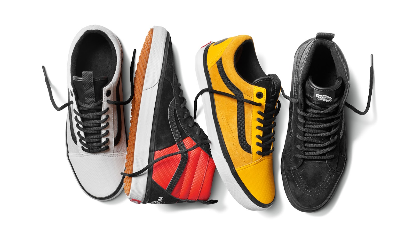 4a773c8d0d Urban meets Rural in New Vans The North Face Collection ...