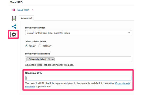 quick page post redirects in wordpress for seo marketing