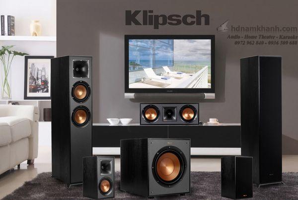 Bộ loa 5.1 Klipsch 5000F, 6000F, 8000F, 820F, 620F giá tốt, lựa chọn tuyệt vời cho phòng giải trí ch - 262956