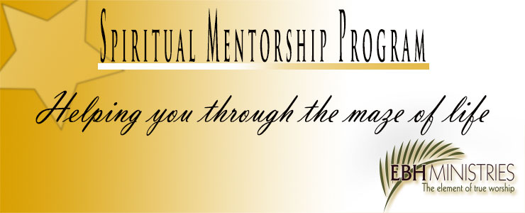 Greetings, Friend! By completing this form you will be able to sign up for our quarterly spiritual mentorship program. The program is offered four times a year. The program lasts roughly 90 days. We want to thank you for giving God the opportunity to use our ministry to serve you.