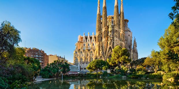 5 chi tiết gây sửng sốt về nhà thờ Sagrada Familia của Barcelona