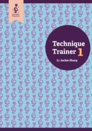 Technique Trainer Book by Jackie Sharp