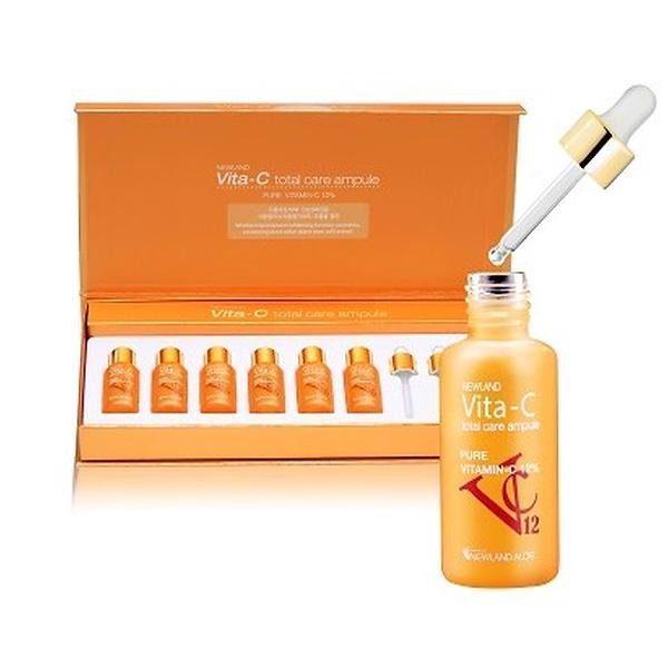 Sản phẩm vitamin C tươi Hàn Quốc