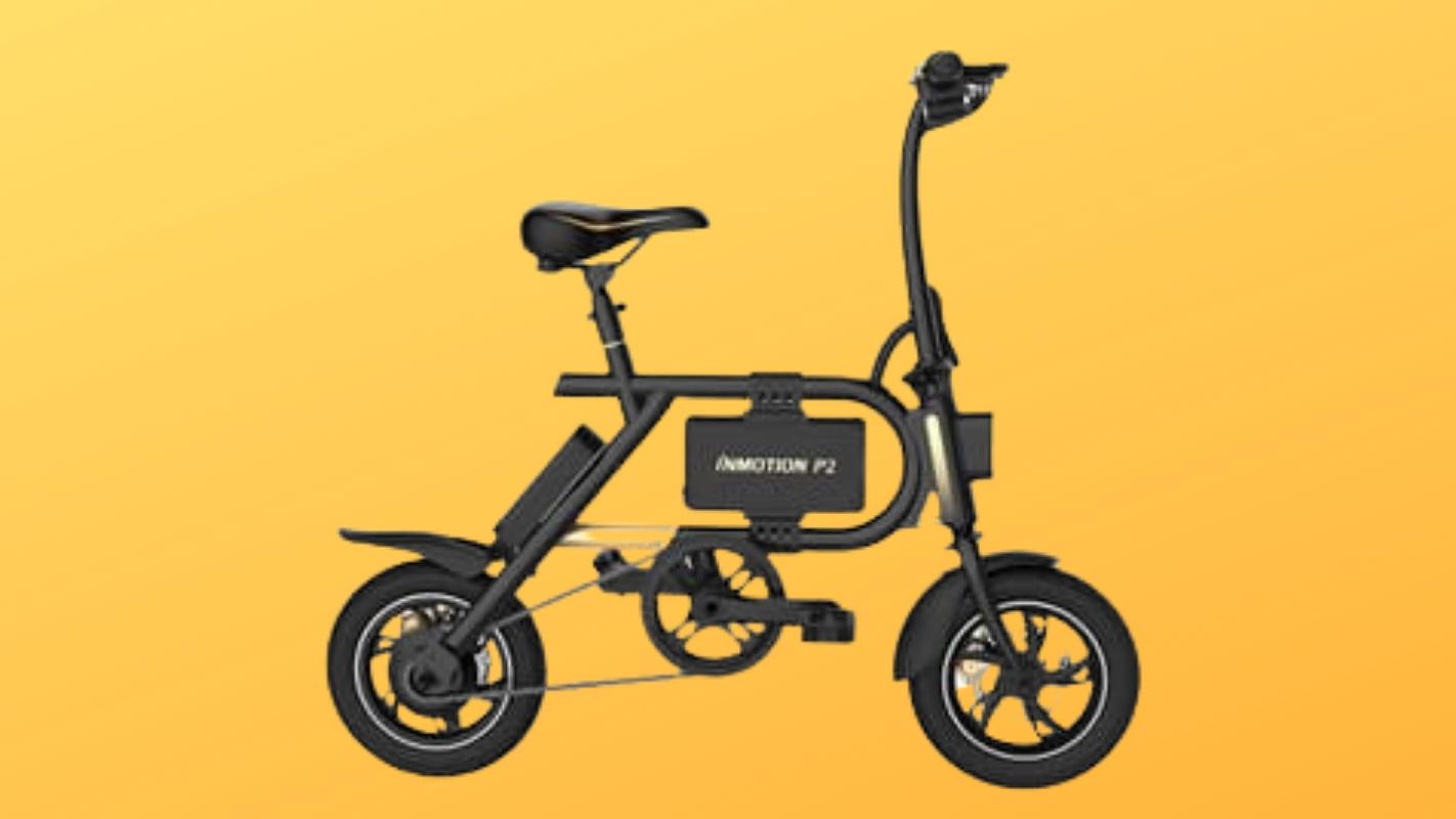 3. จักรยานไฟฟ้าพับได้ INMOTION P2 2019 Folding Electric Bike