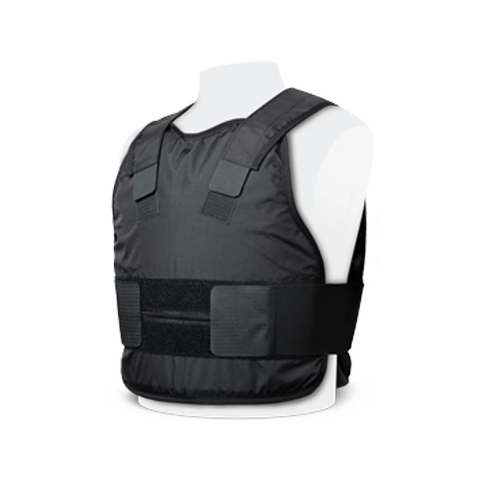 PPSS Group Covert Black Stab Resistant Vest