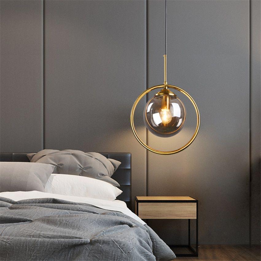 Glass Globe Pendant Lighting Ideas