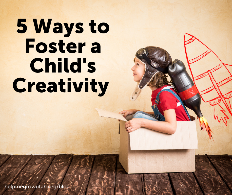 5 Ways to Foster a Child's Creativity