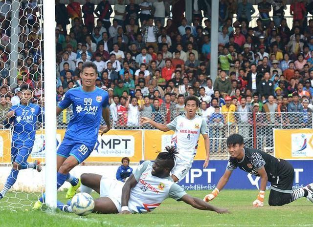 Shan United vs Southern Myanmar-