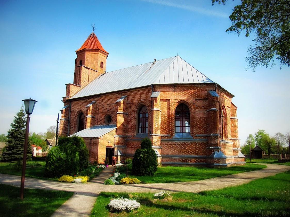 Касцёл Святога Міхала Арханёла