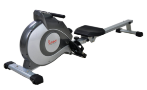 Sunny and health folding rowing machine
