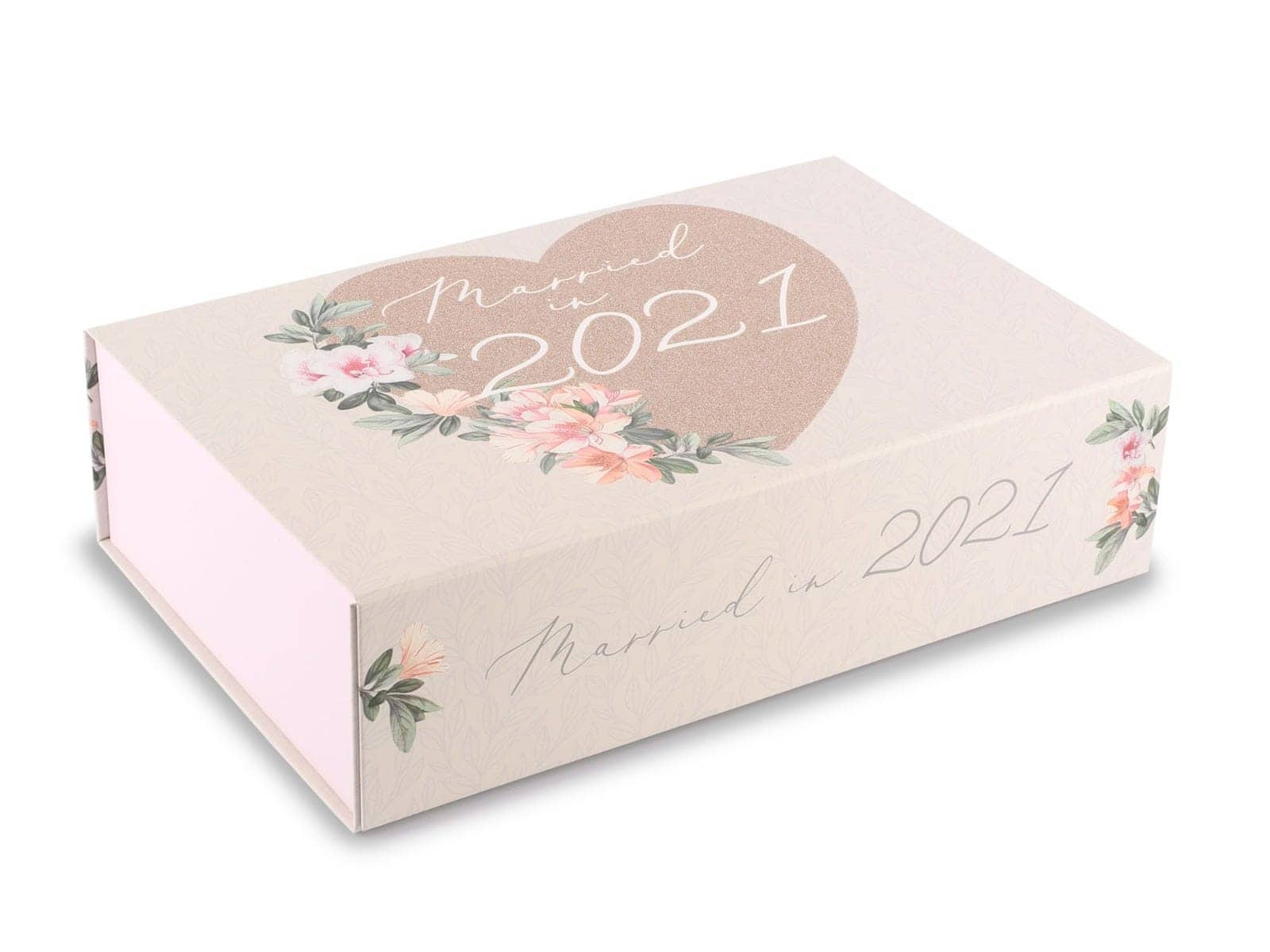 Clintons Married in 2021 Gift Box