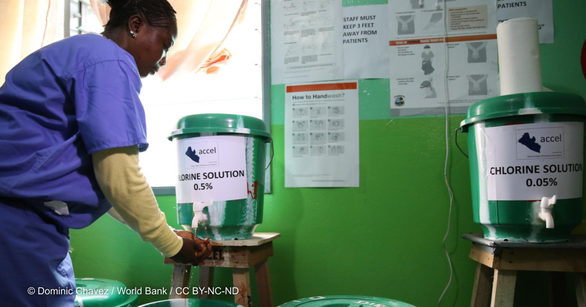 Opinion: How to ensure WASH services in all health care facilities